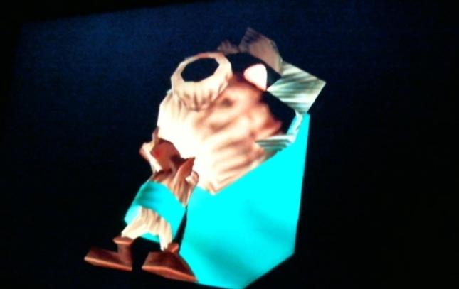 Deku Link in distress Zelda Majoras Mask End of the World Part 8
