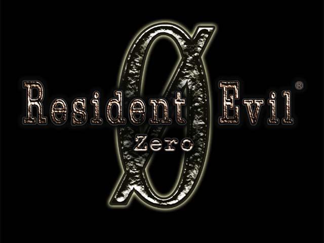 Resident Evil 0 Logo
