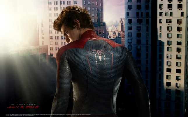 The Amazing Spider-Man Wallpaper Andrew Garfield Maskless