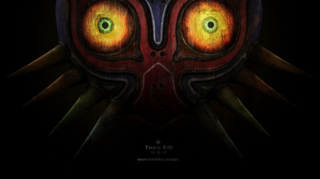 Zelda: Majora's Mask 3DS Wallpaper