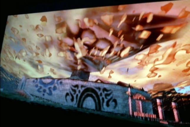 Majoras Mask Devil Moon Destroys the World of Termina Part 2