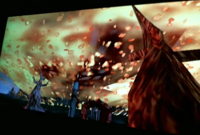 Majoras Mask Devil Moon Destroys the World of Termina Part 3