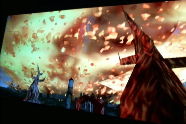 Majoras Mask Devil Moon Destroys the World of Termina Part 4