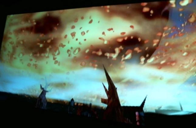 Majoras Mask Devil Moon Destroys the World of Termina Part 5