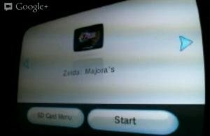 Zelda Majora's Mask Live Google Hangout