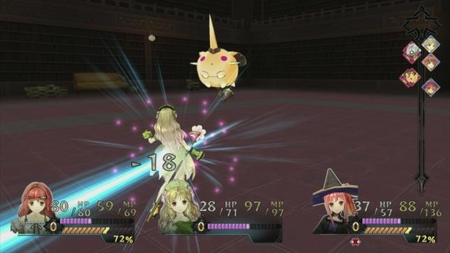 Atelier Ayesha Battle Gameplay Screenshot