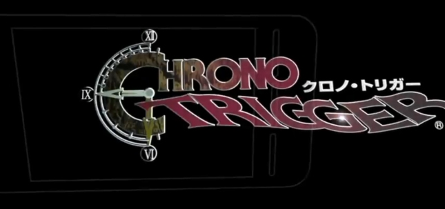 Chrono Trigger Android iOS Logo
