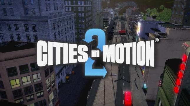Cities in Motion 2 Logo Screenshot