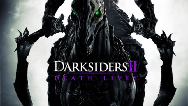 Darksiders 2 Death Lives Wallpaper