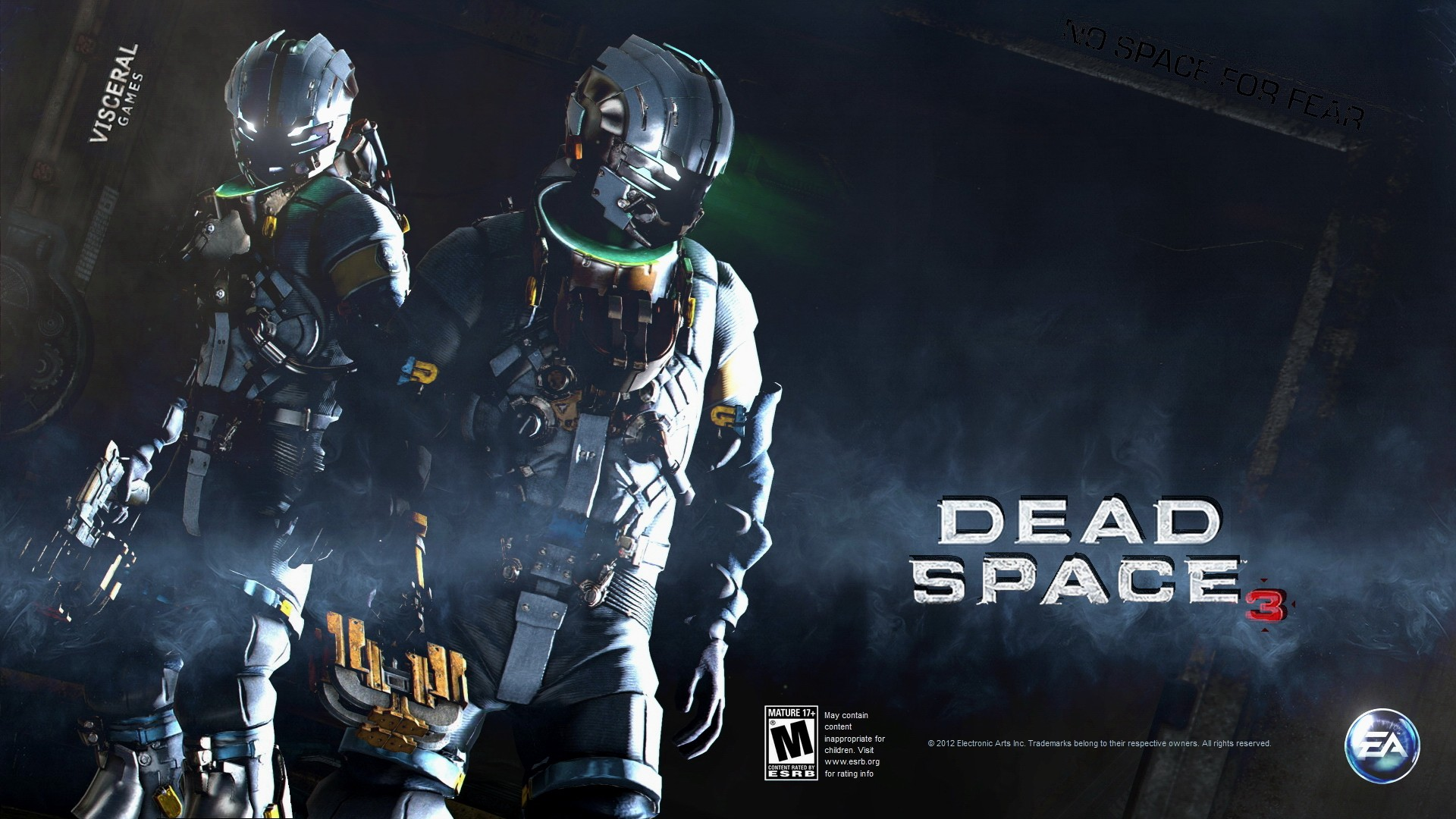 dead space 3 watch us play games. Black Bedroom Furniture Sets. Home Design Ideas