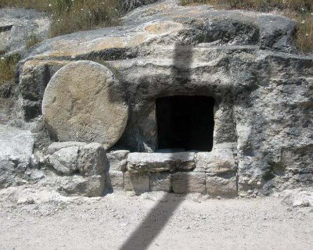Empty Tomb of Jesus Wallpaper