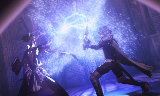 Fire Emblem: Awakening Cutscene Screenshot