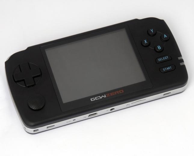GCW Zero Portable Game System Hardware