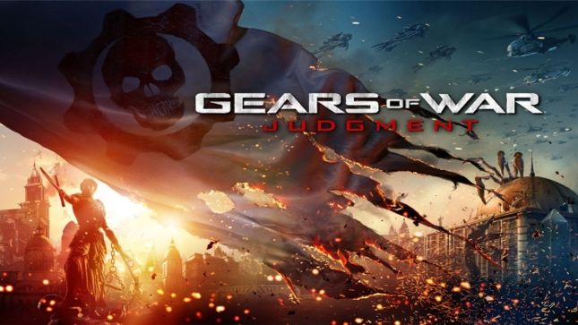 Gears of War Judgment Banner