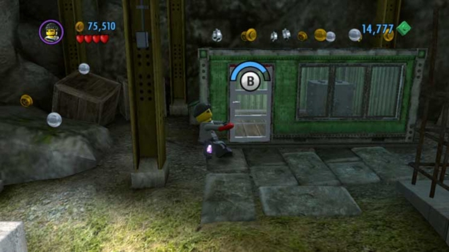 Lego City Undercover Robber Disguise Gameplay Screenshot