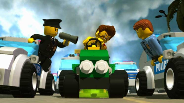 Lego City Undercover Vehicles Chase Screenshot