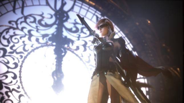 Lightning Returns Character Screenshot