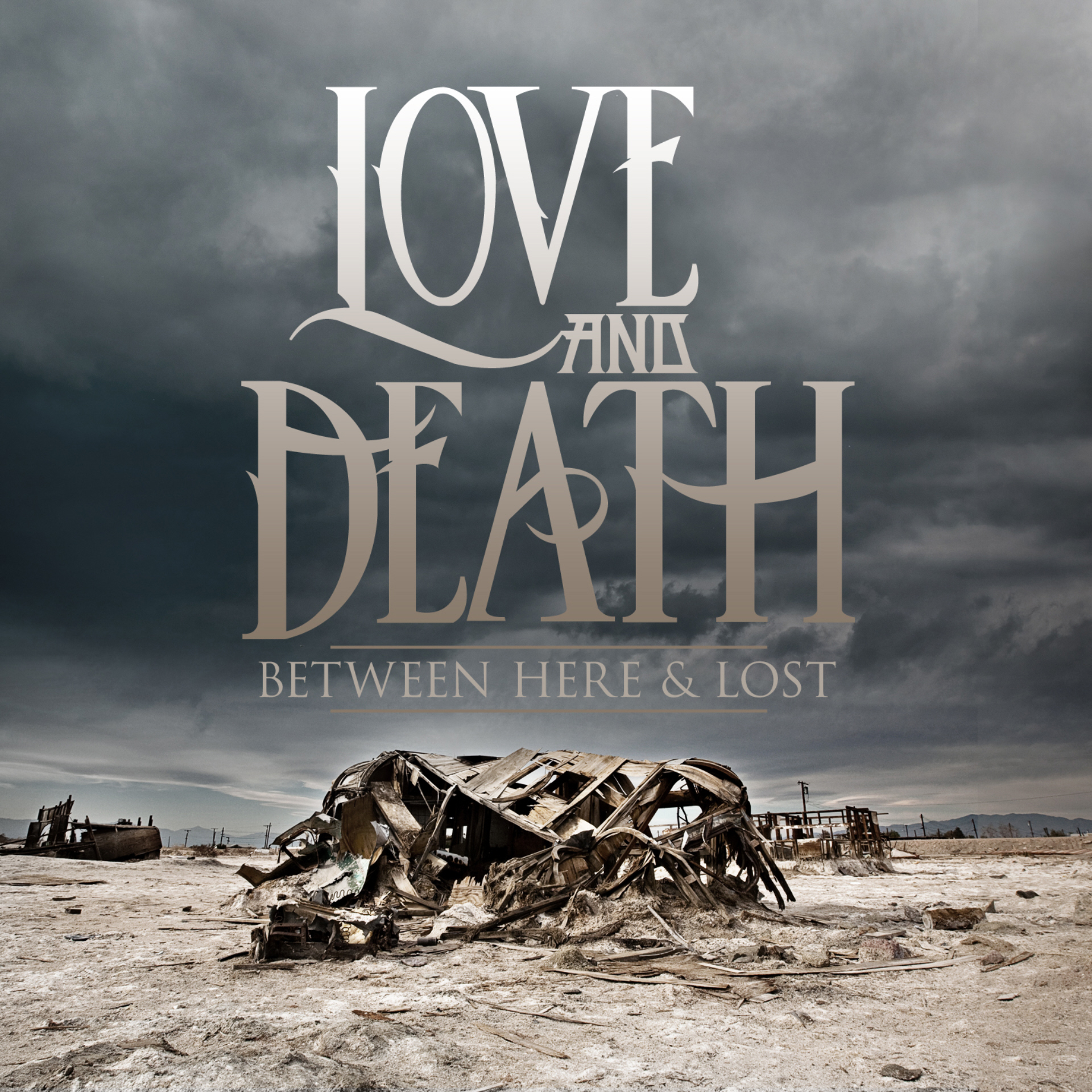 Love And Death Wallpaper Between Here Lost