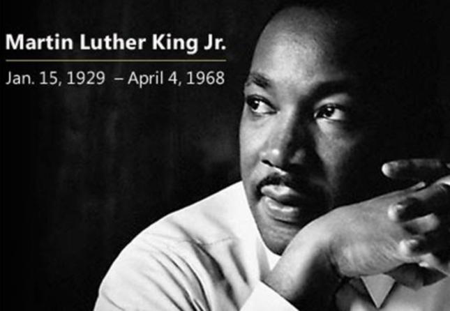 Martin Luthor King Jr. RIP 1929-1968