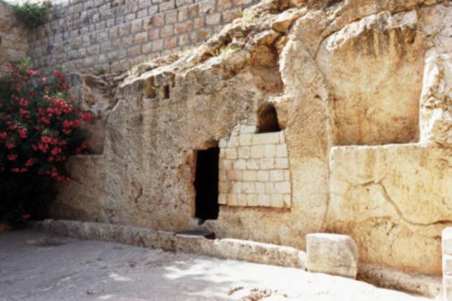 Real Life Empty Tomb Wallpaper
