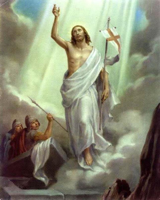 Resurrection of Christ Wallpaper
