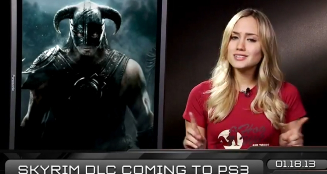 All Skyrim PS3 DLC Releases In February 2013 IGN Banner