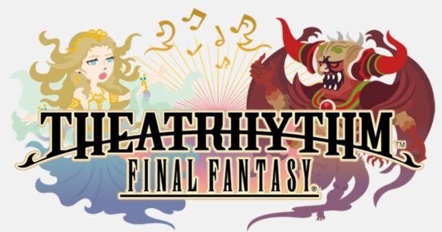 Theatrhythm Final Fantasy Artwork