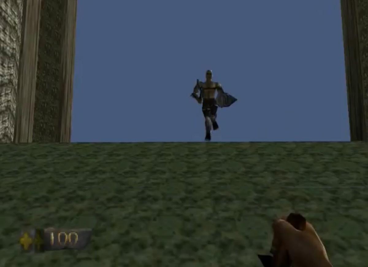 turok dinosaur hunter retro review on nintendo 64 n64 also