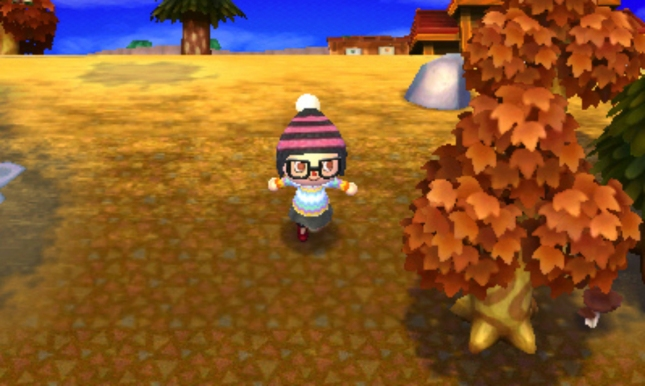 Animal Crossing: New Leaf Seasons Trees Beanie Hat Accessory Screenshot