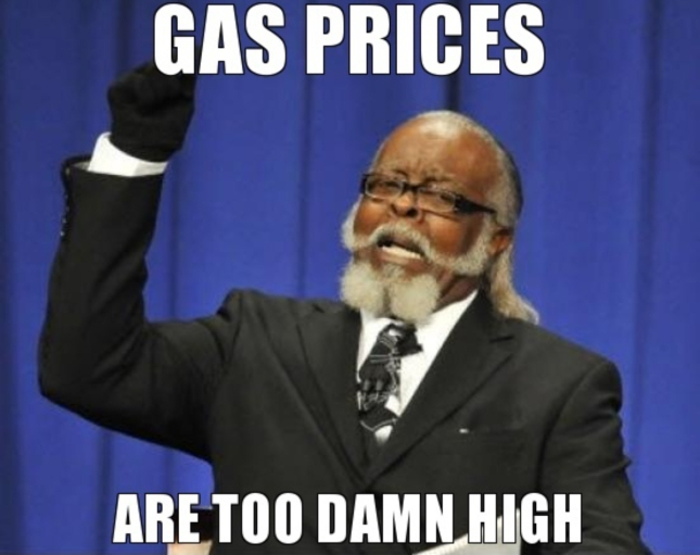 Black Guy Gas Prices Are Too Damn High Jimmy McMillan Republican 2012 Presidential Candidate