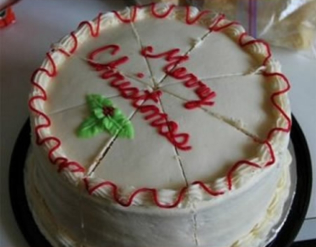 Dental Floss To Cut Cakes