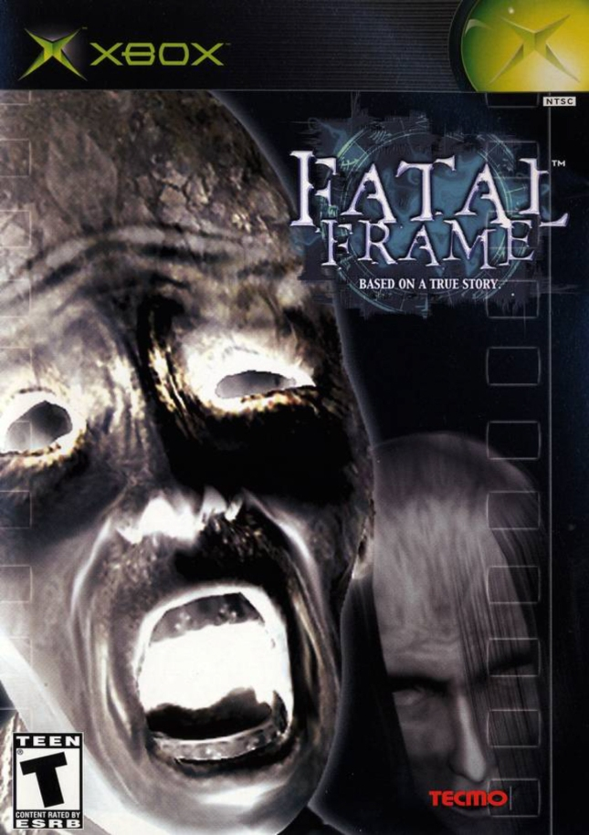 Fatal Frame Cover Artwork Xbox1 USA