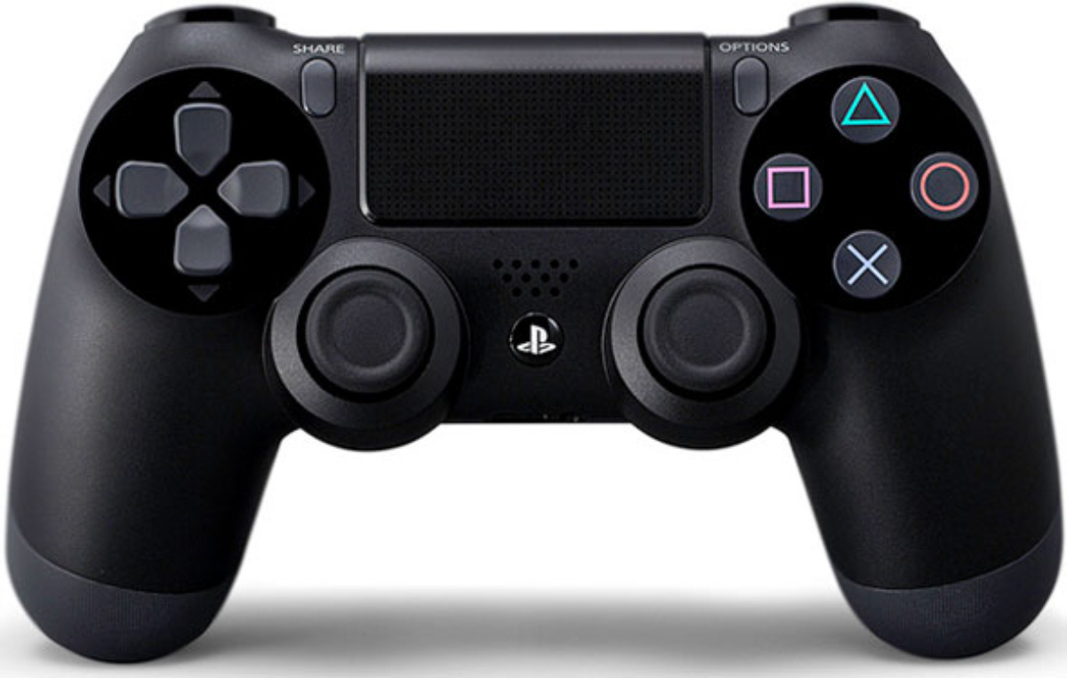 PS4 Controller Has Headphone Jack, Clickable Touchpad Button