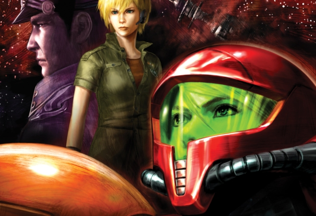 Metroid Other M Samus Wallpaper Box Cover Art