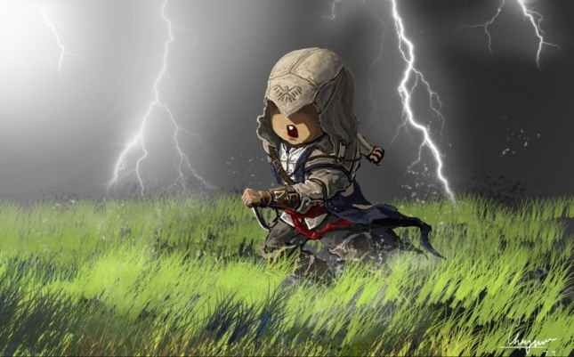 Assassin's Creed Kid Wallpaper