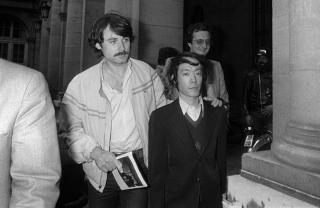 Cannibal Issei Sagawa Arrest