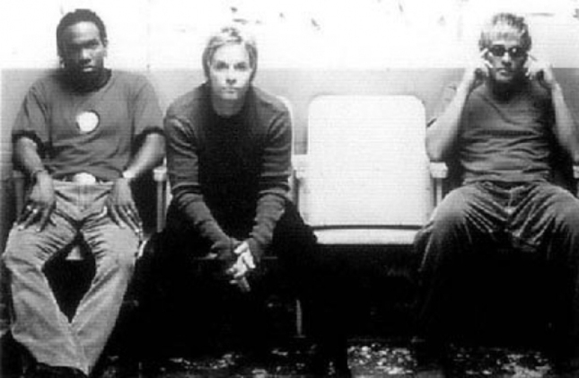 DC Talk Band Photo