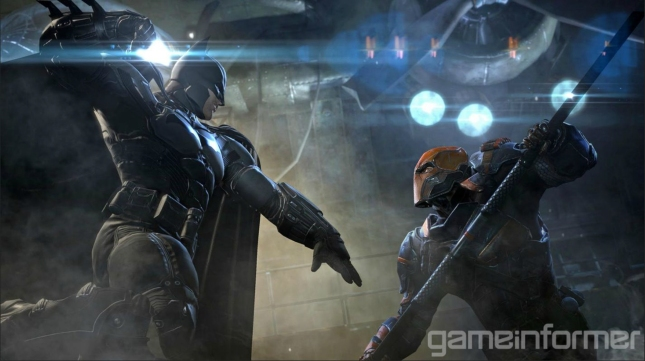 Batman: Arkham Origins Gameplay Screenshot (WiiU, Xbox 360, PS3, PC)