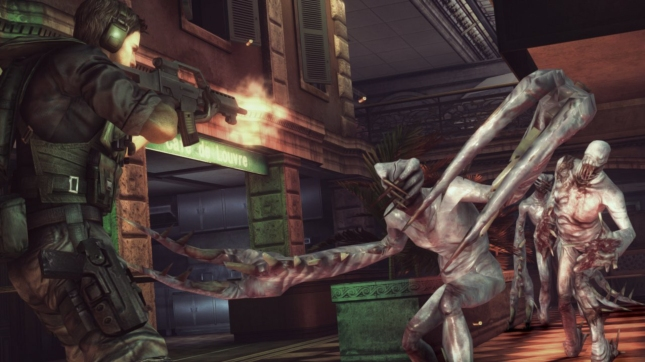 Resident Evil Revelations Remake Xbox 360/PS3/PC/WiiU Gameplay Screenshot