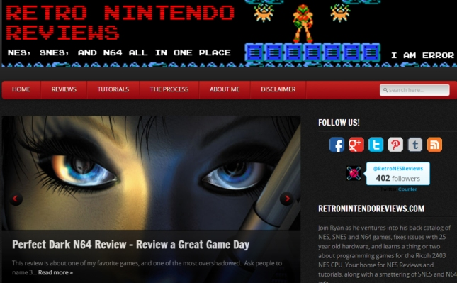 Retro Nintendo Reviews