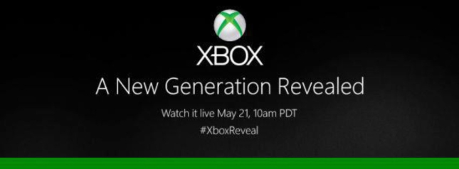 Xbox 720 Revealed May 21 2013 Release Date For Event