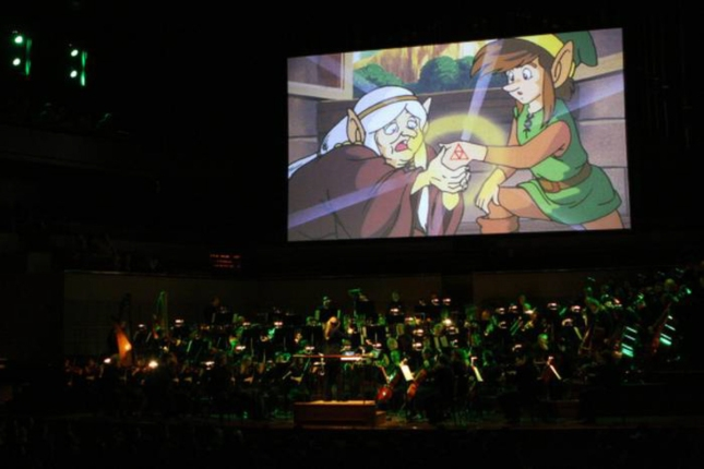 Zelda: Symphony of the Goddesses Orchestra Screenshot