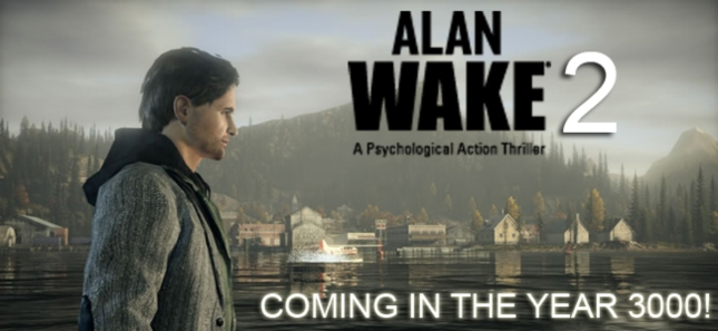 Alan Wake 2 FanArt
