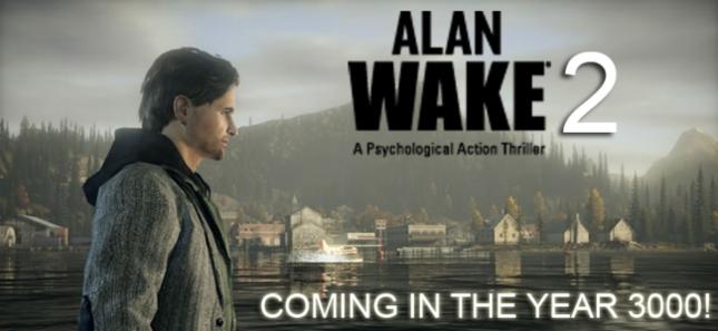 Alan Wake 2 FanArt