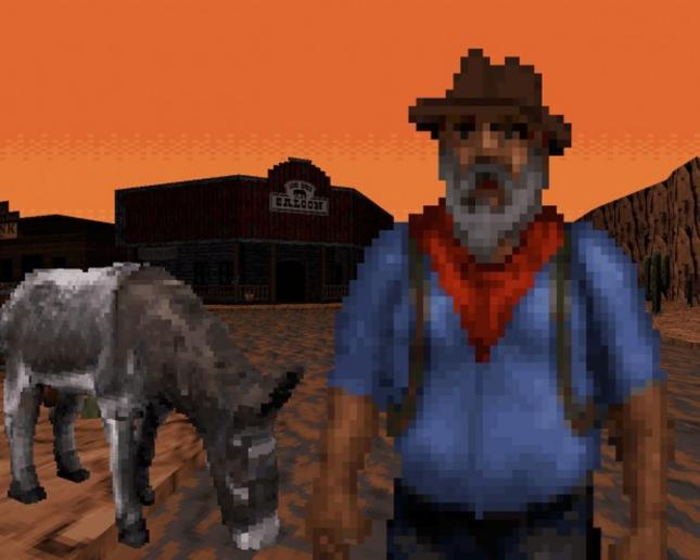 Duke Nukem Forever 2013 Mod Gameplay Screenshot