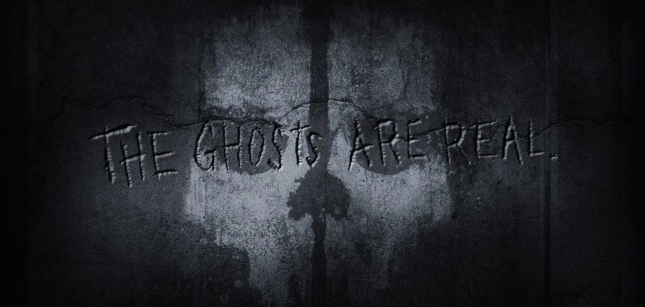 Ghosts COD Wallpaper Artwork