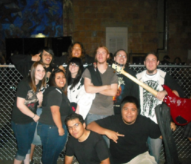 Me and Friends With Nick Hippa of As I Lay Dying
