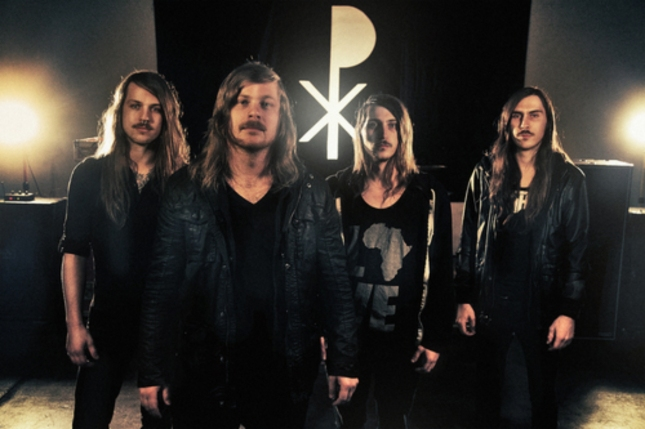 Phinehas Christian Metal Band Photo