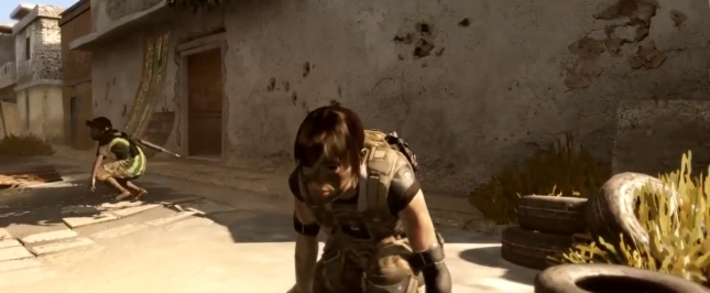 Beyond: Two Souls Gameplay Screenshot (E3 2013)