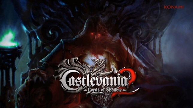 Castlevania: Lords of Shadow 2 Wallpaper Artwork